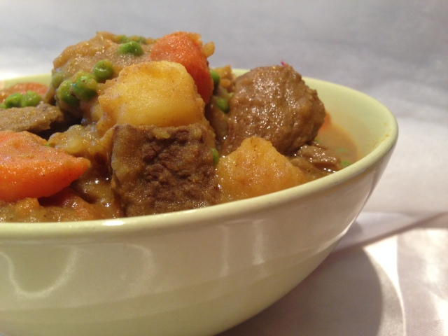 Beef Curried Stew 019